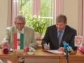 Városnap 2017. Testvérvárosi Együttműködési Megállapodás Janovcevel