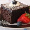 Fahéjas-csokoládés-sütemény
